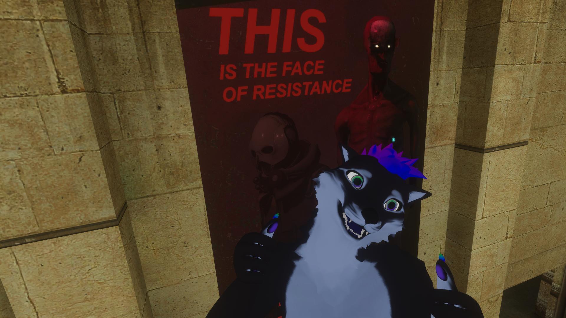 Rated Arrrgh: A VR Postscript